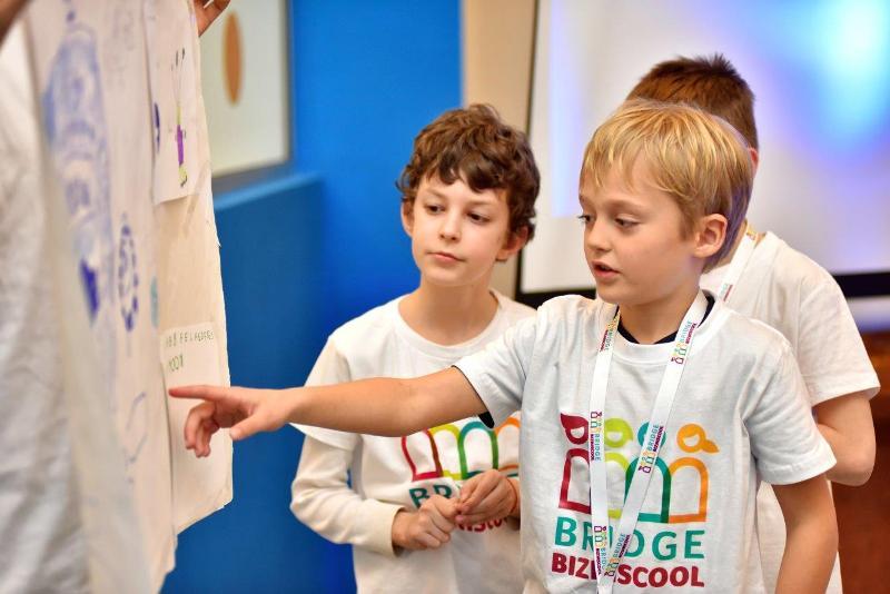 Nem lehet elég korán kezdeni: vállalkozás játékosan gyerekek