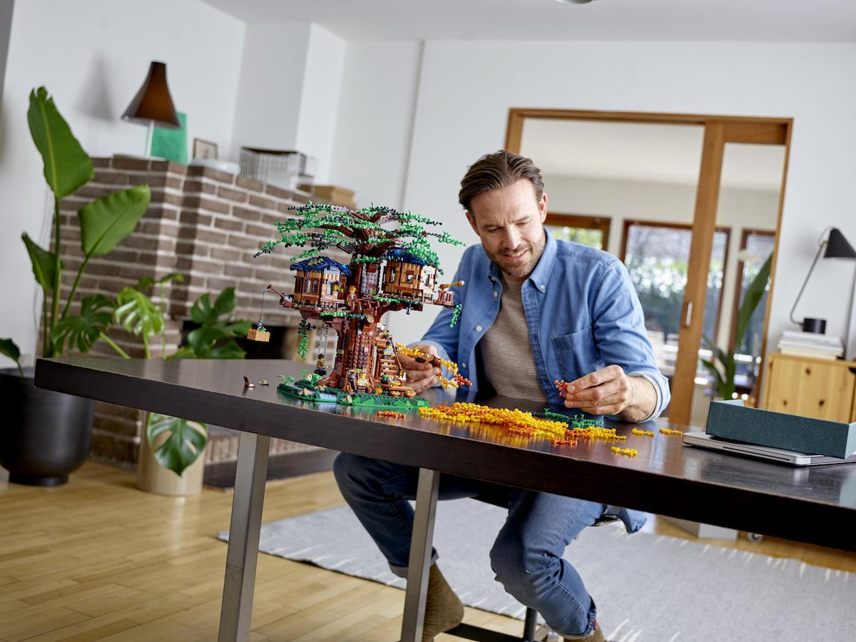 Fenntartható kockákra állt át a LEGO