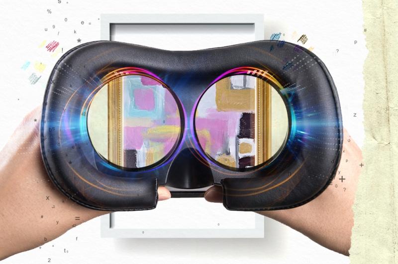 Kortárs művészet virtuális térben és a valóságban