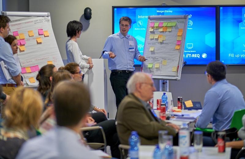 Digitális fejlesztésekben segítene a Morgan Stanley civil szervezeteknek