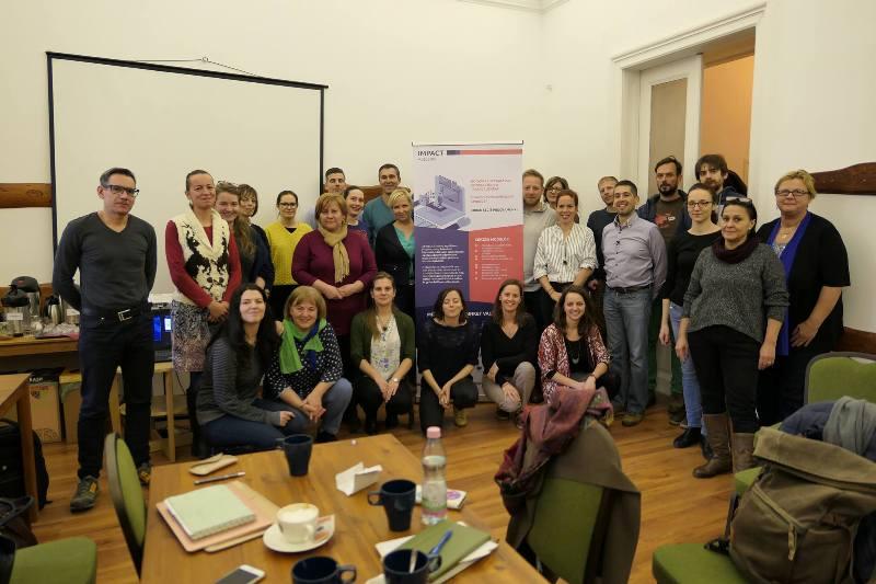 Impact Academy: civil szervezetek társadalmi hatását mérik