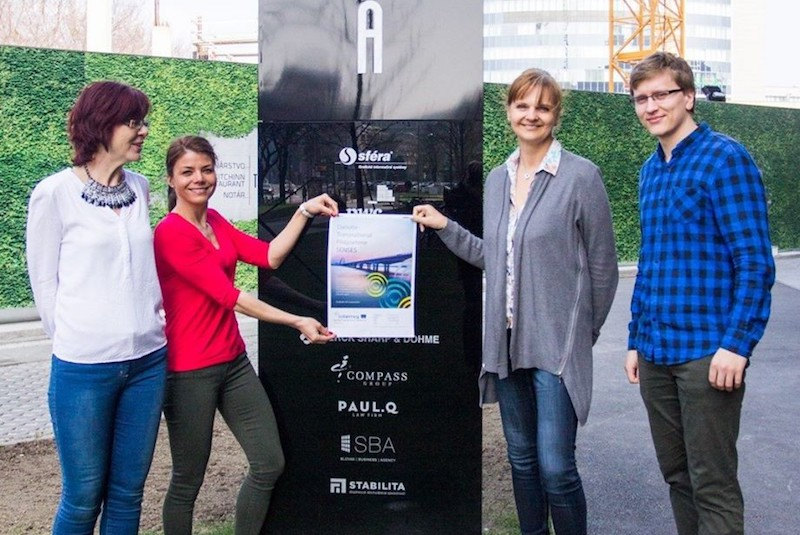 Társadalmi vállalkozásfejlesztés a Duna régióban, EU-s támogatással