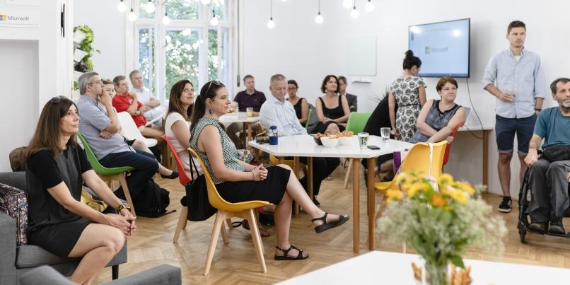 Civil Tech Hub: társadalmi problémák megoldásában segítene a Microsoft