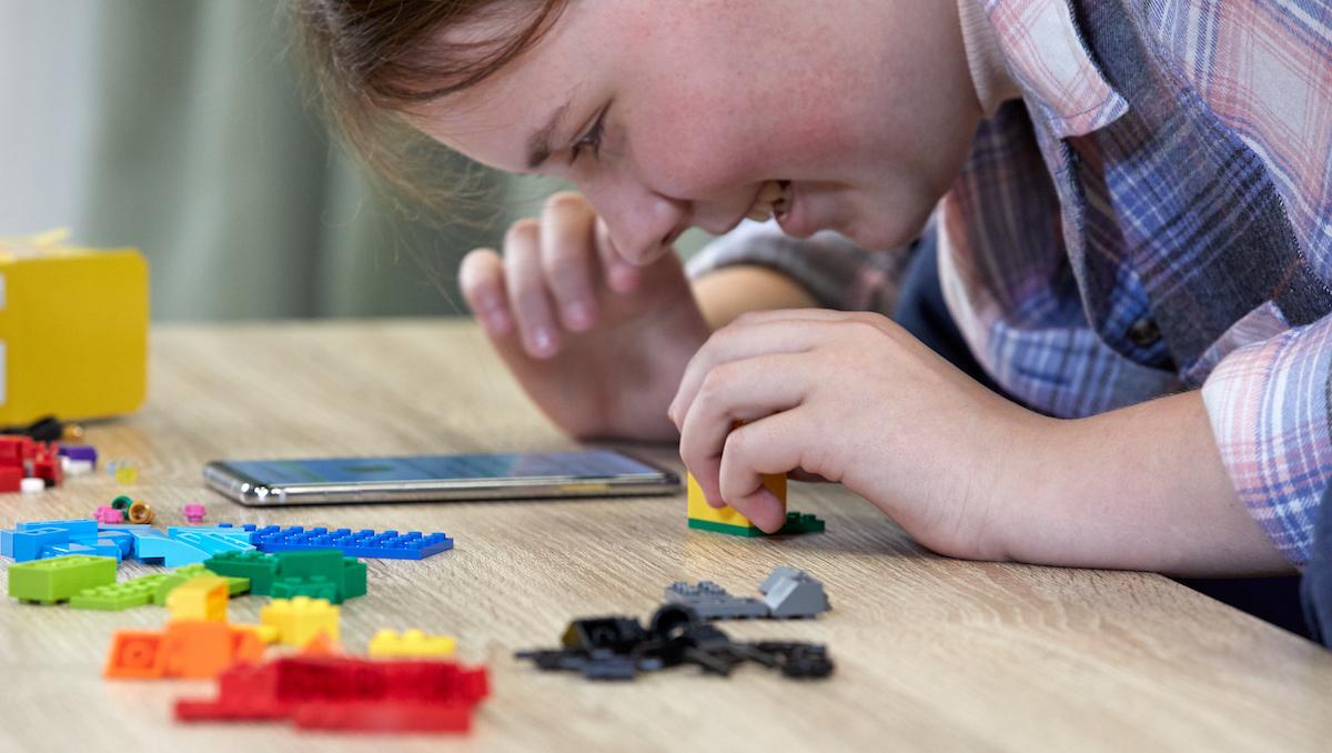 Vakok és gyengénlátók felé nyit a LEGO